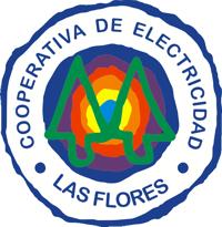 Cooperativa de Electricidad Las Flores Retina Logo